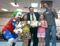 Wrestling Fundraiser Gives Childhood Illnesses the Beat Down
