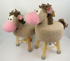 27 Most Crochet Amigurumis in History! - Learn Crochet from Scratch . Crochet Food, Cute Crochet, Crochet For Kids, Crochet Dolls, Crochet Baby, Baby Diy Projects, Crochet Projects, Stool Cover Crochet, Stuffed Animal Patterns