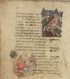 Haggadah section from: Collection of four separate works. Germany, 1434. Hamburg State and Univ. Library. a. Mahzor b. Calendrical calculations c. Poems (piyutim) for Tisha b'Av d. Book of customs (Minhagim)
