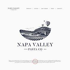 Napa Valley Pasta Company - Logo