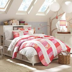 100 Girls' Room Designs: Tip & Photos