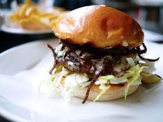 The Londoner: Big Blue Byron Burger