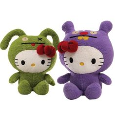 Hello Kitty Ugly Doll 2 pack *** Want additional info? Click on the image.