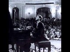 Schumann -Liszt         Widmung      Van Cliburn