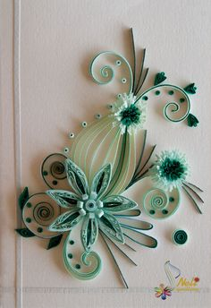 Quilling - I want to learn how to do this!