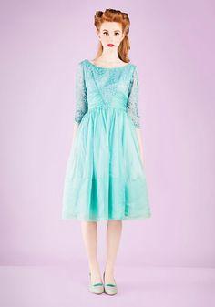 Vintage Dancing Dream Dress, @ModCloth