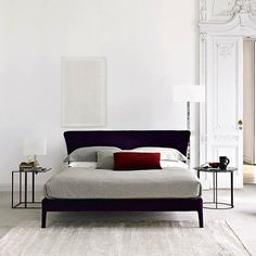 Fancy - Febo Bed by Antonio Citterio