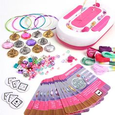 "Charmazing Deluxe Charm Bracelet Kit - Karma - Wooky Entertainment - Toys ""R"" Us"