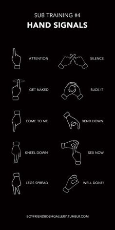 Kinky rules for the bedroom