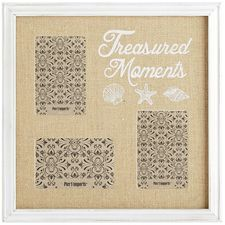 Discount Home Decor San Diego Living, Collage Frames, Burlap, In This Moment, Beach House, Home Decor, Beach Homes, Decoration Home, Hessian Fabric