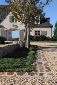 Gravel Driveway Design Ideas, Pictures, Remodel, and Decor - page 5