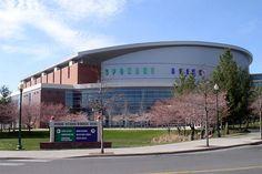 Spokane Veterans Memorial Arena - Spokane, WA - Home of the Spokane Shock (AFL)