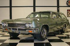 1966 Chevrolet Impala 427 Wagon