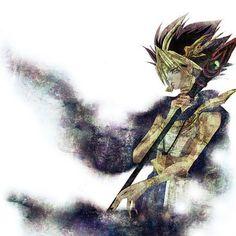 Tags: Anime, Fanart, Yu-Gi-Oh!, Yami Yugi, Pharaoh Atem