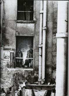 Ernest Pignon Ernest  paris 1979 les expulsés