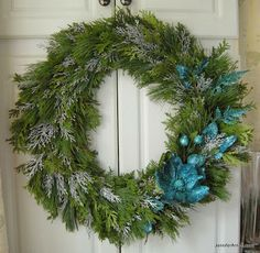 How to Make a Wreath Out of Fresh Greenery | Jennifer Arnott