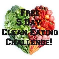 Are you ready to get back your clean eating?  Join my Free 5 Day Clean Eating Challenge.  Includes: grocery shopping list, daily menus and access to a private Facebook group!   We will start on September 14th! Click to sign up!
