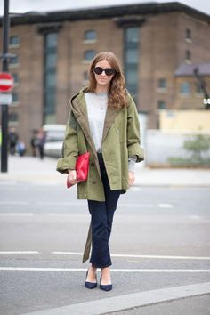 106 cool fall outfit ideas to take from the streets of London: