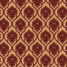 Massic Faux Silk Jacquard Damask Floral  Ivory Traditional Upholstery Fabric