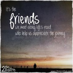 new journey quotes and saying we meet along lifes road who help