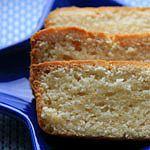 Eggless Pound Cake Using Silken Tofu