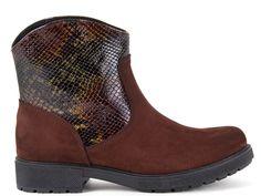Brązowe botki 37 - AKARDO.pl - Porządne buty robione w Polsce Chelsea Boots, Ankle, Shoes, Fashion, Moda, Zapatos, Wall Plug, Shoes Outlet