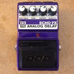 DOD FX-96 Analog Delay