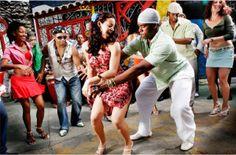 RUMBA Havana Rumba at Callejon de Hamel