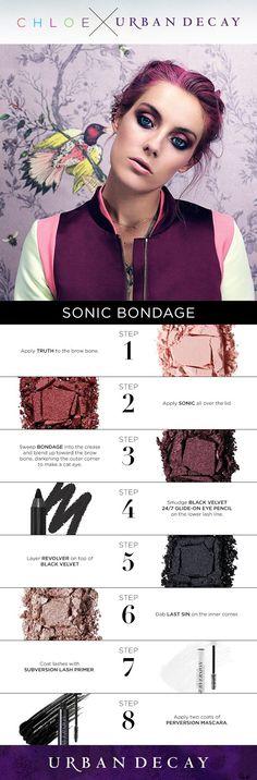 妆Urban Decay -Sonic Bondage