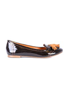 Watson Loafer In patent Black