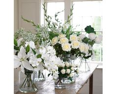 16 best valentines day gift guide bloom silk flowers images on white rose stem bloom artificial flowers mightylinksfo
