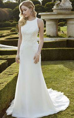 Enzoani - Blue - Proposals Bridal Specialists, Chichester