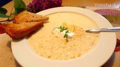 Jemná polievka z červenej šošovice s provensálskymi bylinkami