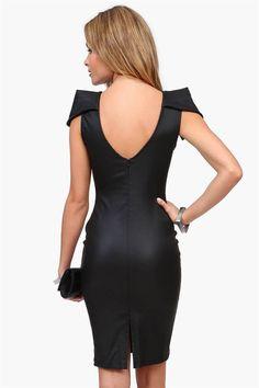 Milenium Dress in Black
