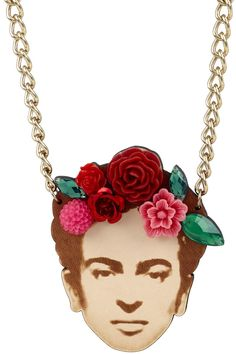 LOVE this Tatty Devine necklace!