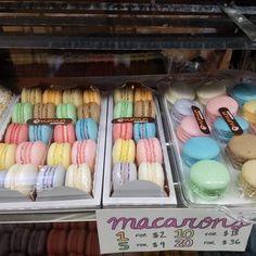 Yummy macaroons at Yun Yum - Yelp