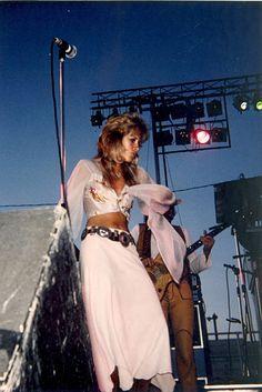 Fleetwood Mac at the Fairgrounds Arena in Casper, WY - Sept. 14, 1975.