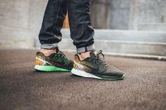 free shipping 7ef23 abcec ... nike lunarglide 7 green grey orange nike lunarglide hypebeast adidas  shoes