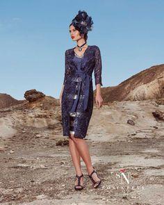 Vestidos de Fiesta, Vestidos de madrina, Vestidos para boda, Vestidos de Coctel 2017. Colección Primavera Verano Completa 2017 Scarlett. Sonia Peña - Ref. 1170276