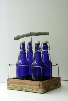 Hard Cider  Handmade Apple Twig Four Pack by FrickandFrackScraps, $38.00