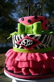 13th Birthday Cakes but I would love it with GPH and a 12