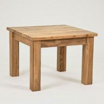 Lansdown Oak Square Coffee Table - 600mm Top Table Plan, Flip Top Table, Table Plans, Light Oak Furniture, Small Dining, Online Furniture, Toyota, Stool, Dining Tables