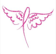 Angel Wings breast cancer Adult White Tshirt New by shirtking, $14.00