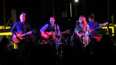 """The Lone Bellow """"Angel From Montgomery"""" - KPRi Private Listener Show - I..."""