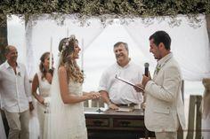 Casamento na Praia | Beach Wedding - Marilia Boaretto & Marcio Gianotto - Blog Tip Lovers.