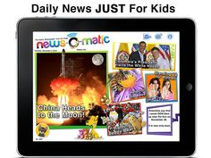 News-O-Matic, Daily Reading for Kids on the App Store on iTunes