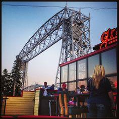 Grandma's Saloon & Grill in Duluth, MN