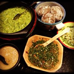 Four delicious Colombian ají recipes