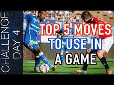 Easy Soccer Skill Moves to beat defenders. Great ways to improve your soccer skills. Football Training Program, Soccer Training, Training Programs, Train Activities, Sports Activities, Soccer Tips, Soccer Games, Safe Games, Running Drills