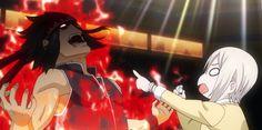 Kurokiba Ryo x Nakiri Alice || Shokugeki no Souma: Ni no Sara #funny